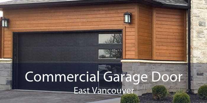 Commercial Garage Door East Vancouver
