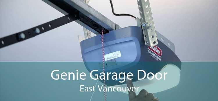 Genie Garage Door East Vancouver