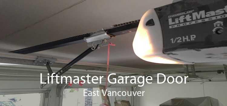 Liftmaster Garage Door East Vancouver