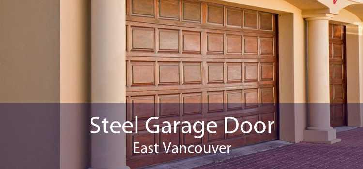 Steel Garage Door East Vancouver
